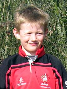 Under 8 Player Profiles Cheltenham Tigers